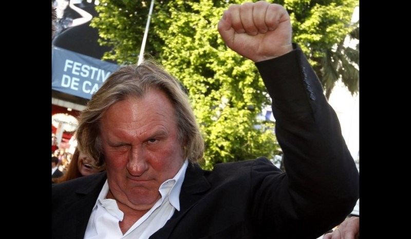 Cannes 2010: Gerard Depardieu