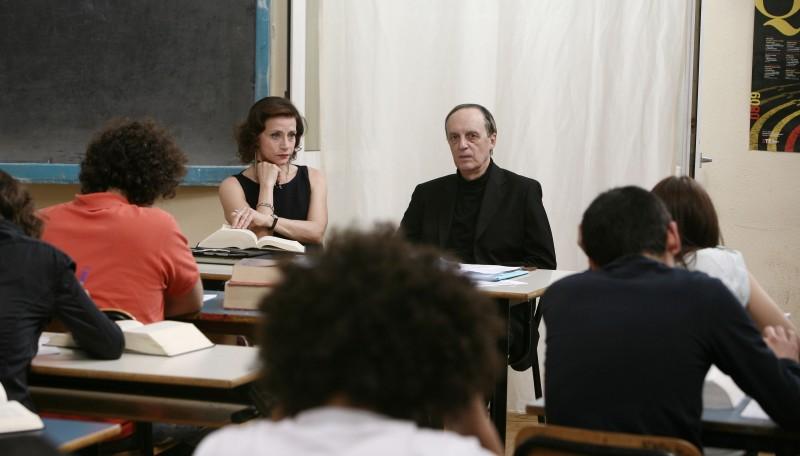 Dario Argento è la guest star della seconda stagione di Tutti pazzi per amore