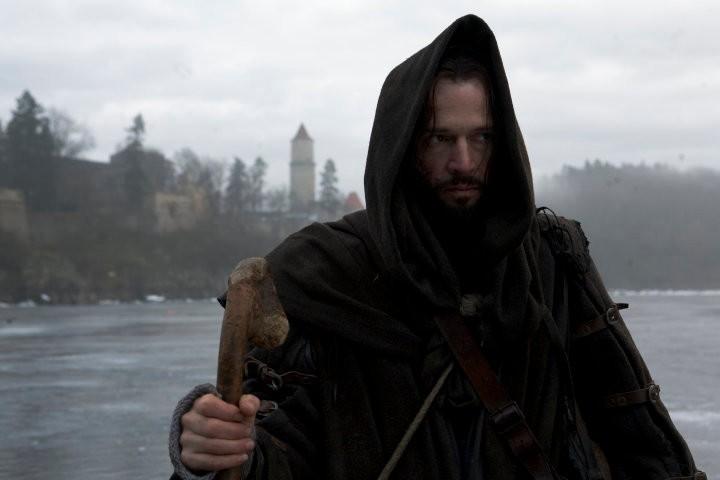 James Purefoy nel film Solomon Kane di cui è protagonista