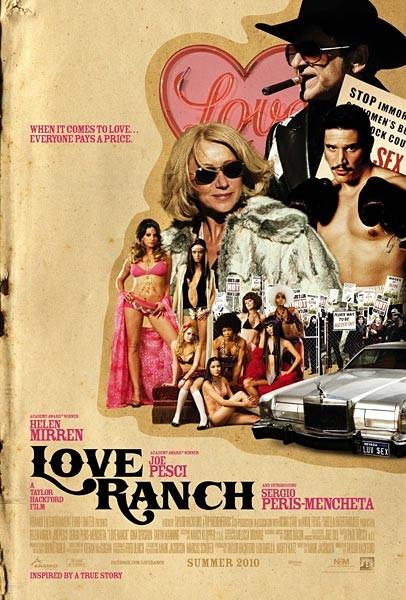 La locandina di Love Ranch