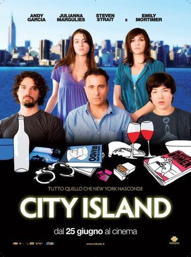 La locandina italiana di City Island