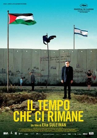 La locandina italiana di The Time That Remains