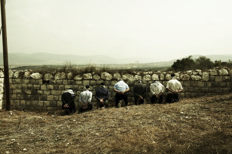 Nazareth in un'immagine del film The Time That Remains