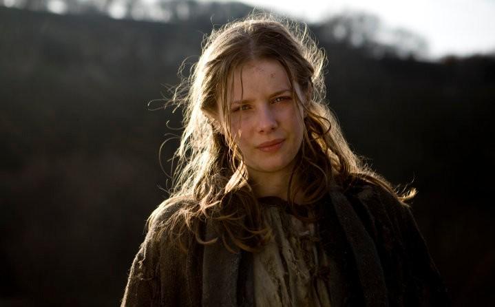 Rachel Hurd-Wood è Meredith Crowthorn nel film Solomon Kane
