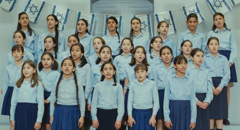 Un'immagine tratta dal film The Time That Remains