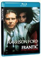 La copertina di Frantic (blu-ray)