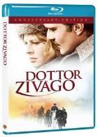 La copertina di Il Dottor Zivago (blu-ray)