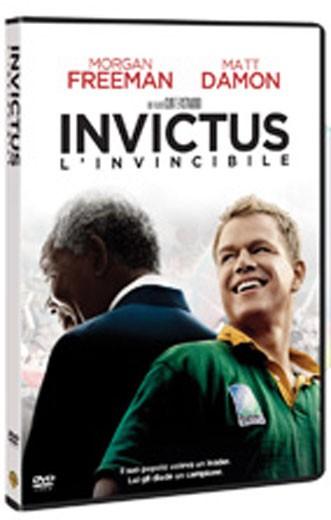 La copertina di Invictus (dvd)