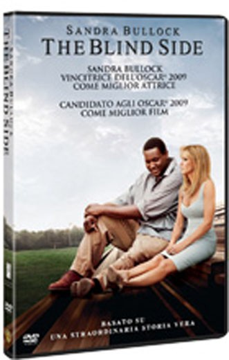 La copertina di The Blind Side (dvd)