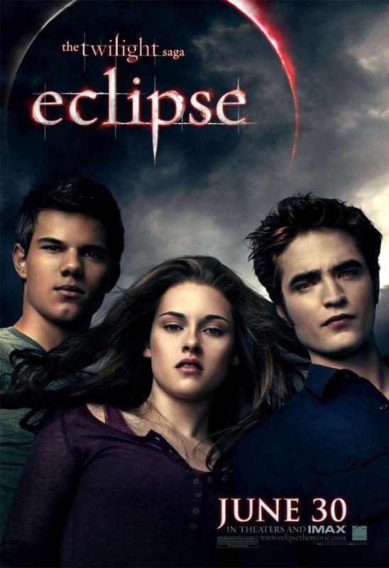 Nuovo poster con i protagonisti principali di The Twilight Saga: Eclipse