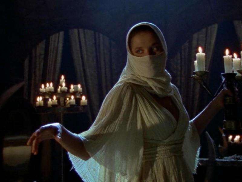 Lucy Lawless in Xena e il Solstizio d\'Inverno