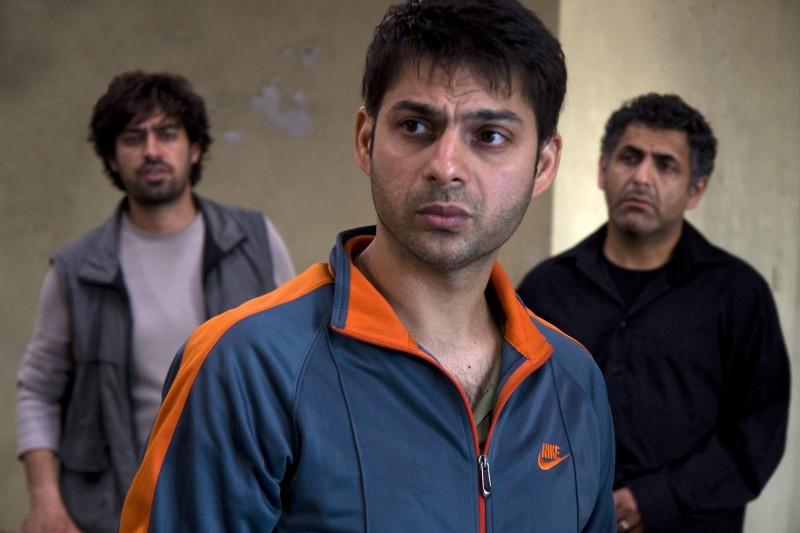 Peyman Moaadi in una scena del film About Elly