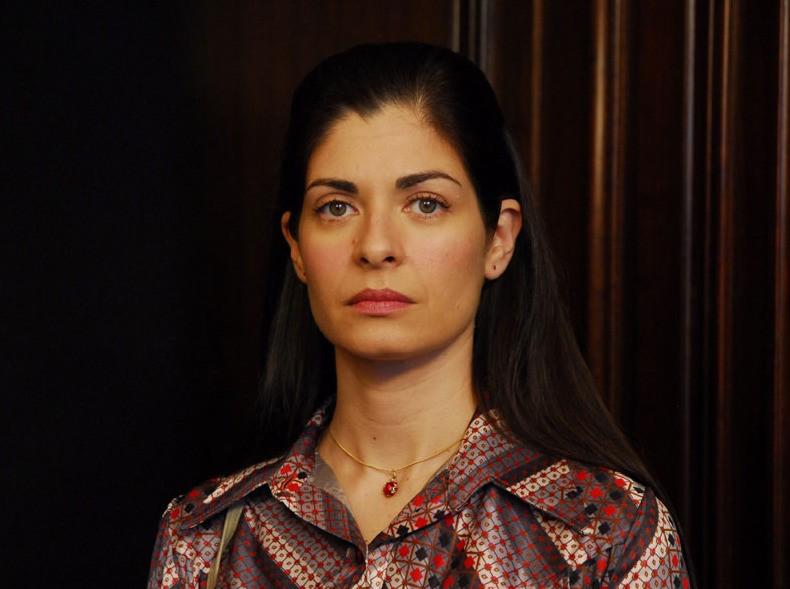 Soledad Villamil in un'immagine del film Il segreto dei suoi occhi