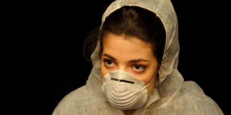 Esther Garrel in un'immagine del cortometraggio Armandino e il Madre