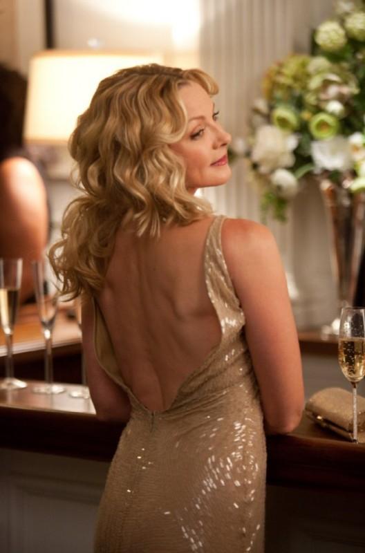 Kim Cattrall è la lussuriosa Samantha nella commedia romantica Sex and the City 2