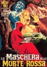 La copertina di La maschera della morte rossa (dvd)