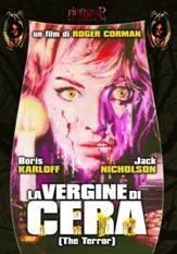 La copertina di La vergine di cera (dvd)