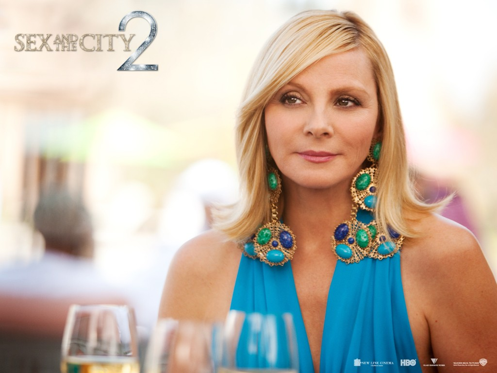 Poster di Sex and the City 2 con Samantha