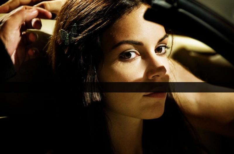 Primo piano di Michela Quattrociocche dal film Una canzone per te