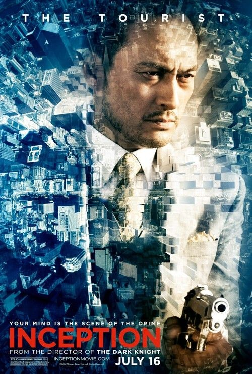 Character poster per Inception: Ken Watanabe