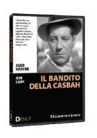 La copertina di Il bandito della Casbah (dvd)