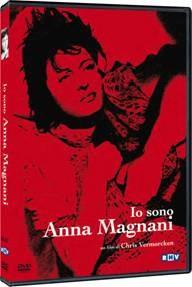 La copertina di Io sono Anna Magnani (dvd)