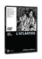 La copertina di L'atlantide (dvd)