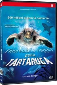 La copertina di L'incredibile viaggio della Tartaruga (dvd)
