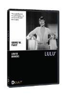 La copertina di Lulù (dvd)