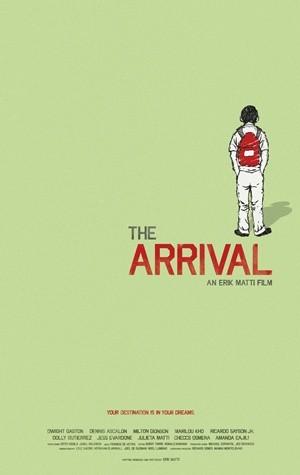 La locandina di The Arrival