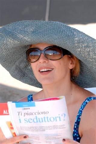 Michela Cescon in un'immagine del film Il compleanno
