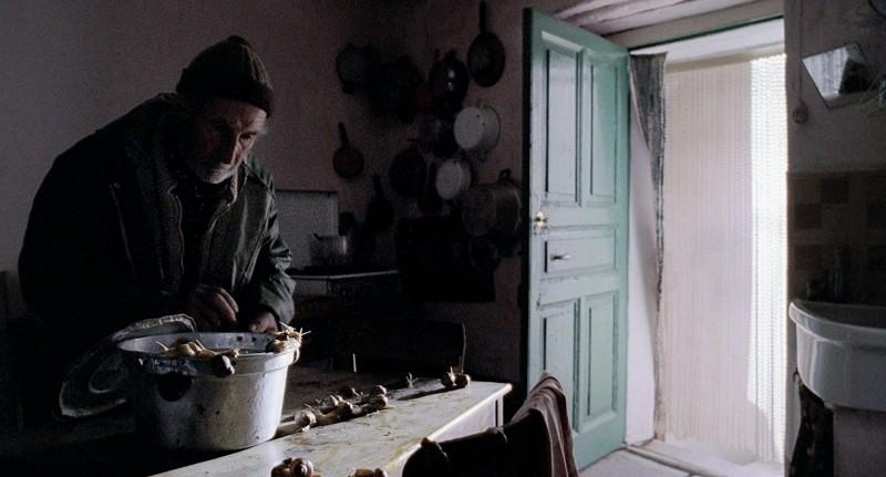 Giuseppe Fuda interpreta se stesso nel film Le quattro volte