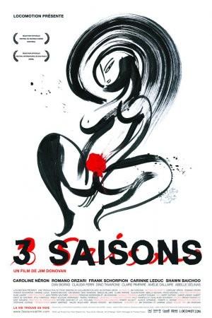 La locandina di 3 saisons