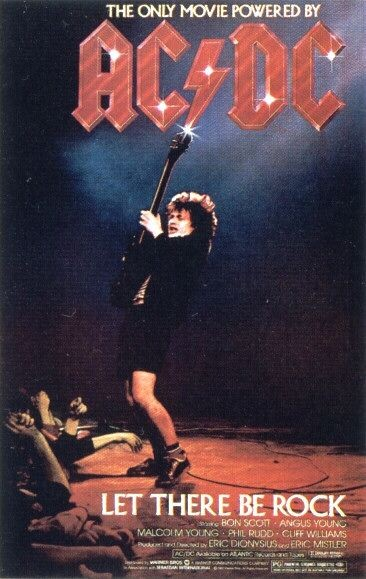 La locandina di AC/DC: Let There Be Rock