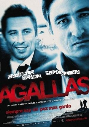 La locandina di Agallas