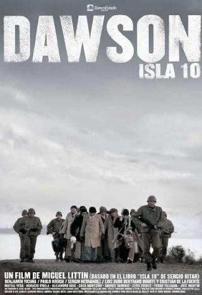 La locandina di Dowson, Island 10