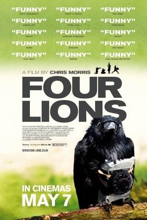 La locandina di Four Lions
