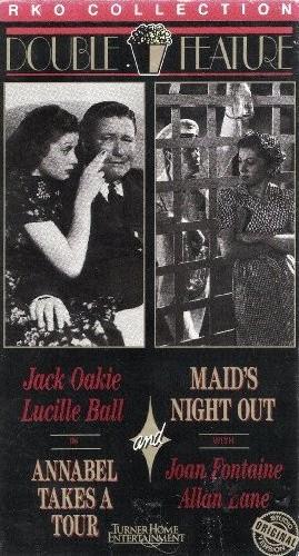 La locandina di Maid's Night Out