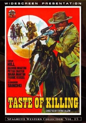 La locandina di Per il gusto di uccidere