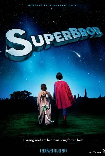 La locandina di Superbrother
