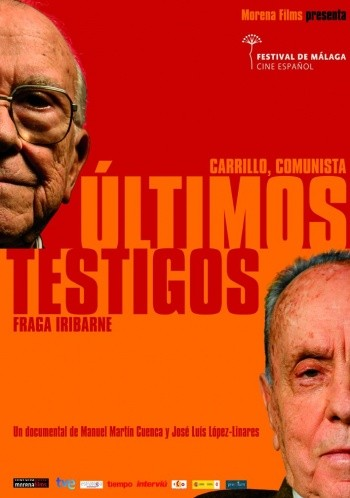 La locandina di Últimos testigos: Fraga y Carrillo