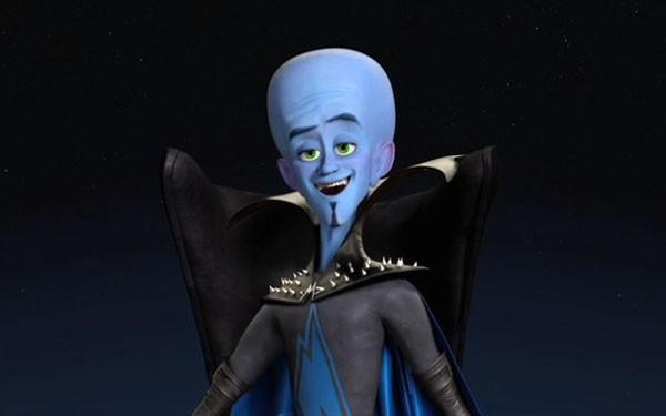 Megamind, cattivo orgoglioso nel film Megamind