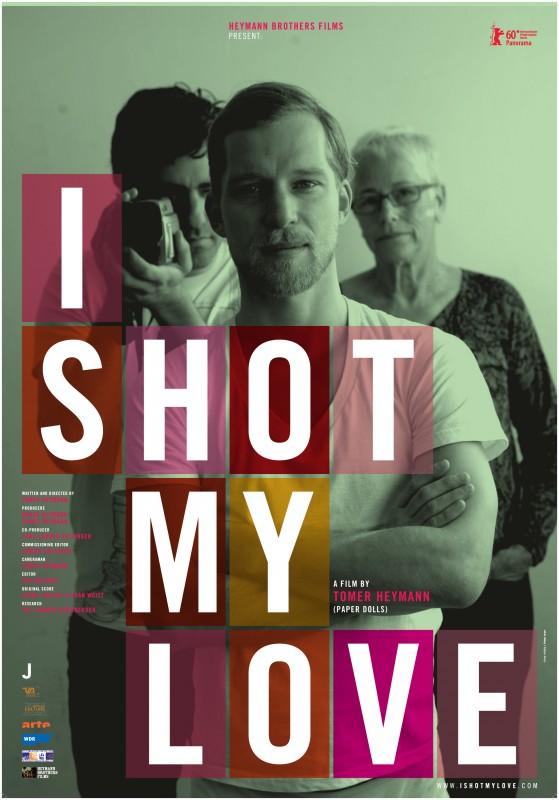 Poster verde per I Shot My Love