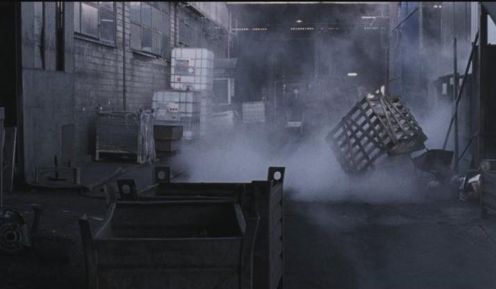 Un'immagine del film Sono viva