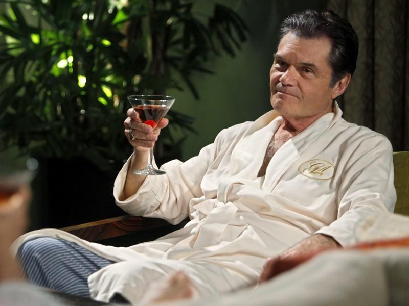 Craig Turner (guest star Fred Willard) nell'episodio Chuck Versus the Role Models
