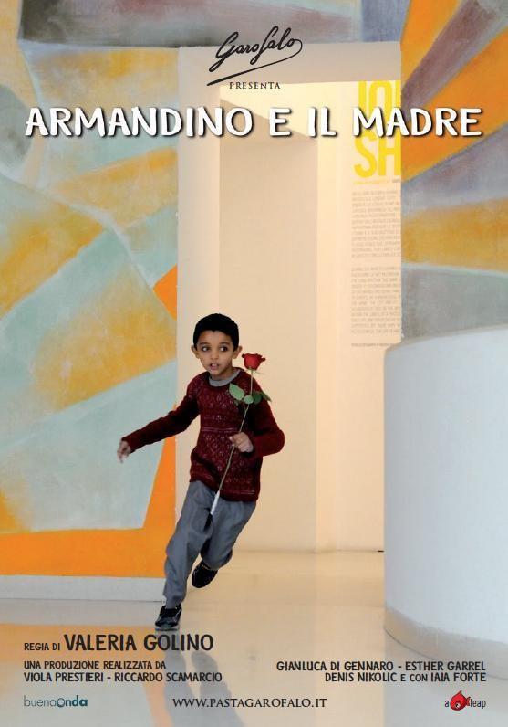 La locandina del corto Armandino e il Madre