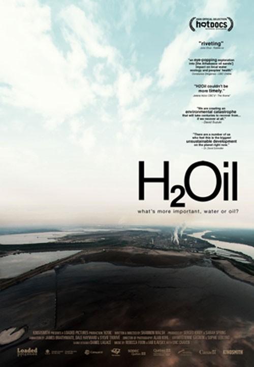 La locandina di H2Oil