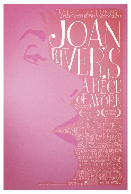 La locandina di Joan Rivers: A Piece of Work