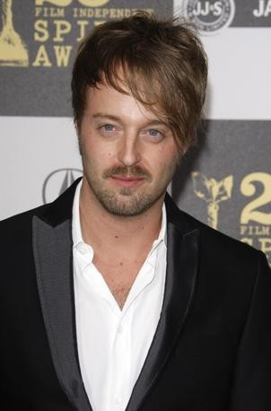 Joshua Leonard al red carpet del film Humpday all'Independent Spirit Awards 2010