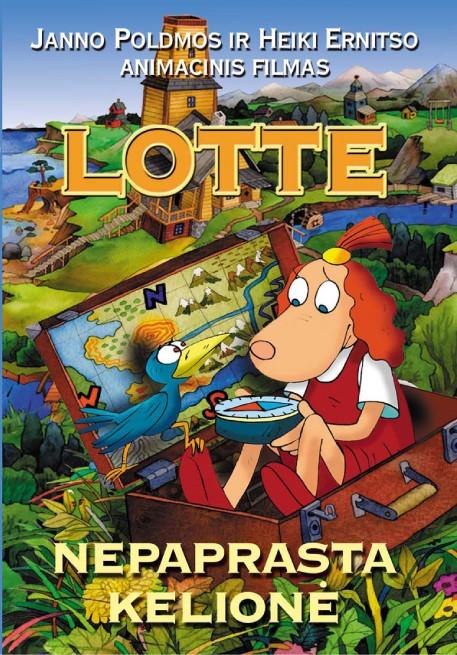 La locandina di Lotte reis lõunamaale